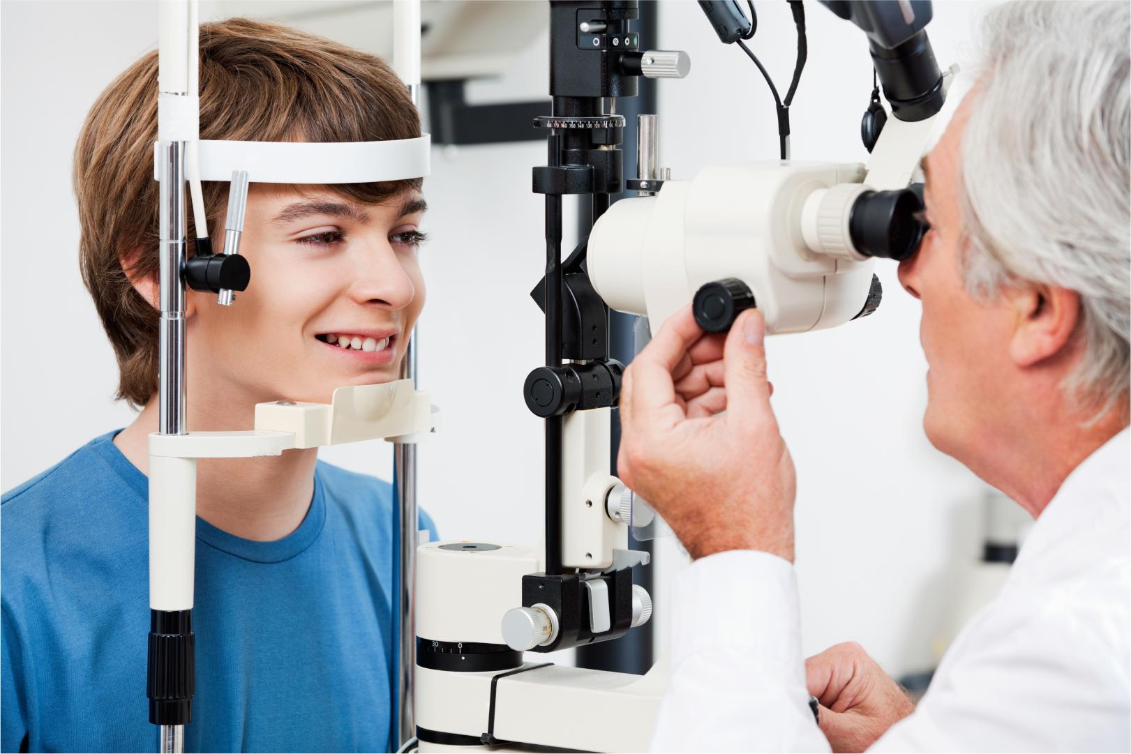 Как сохранить зрение ребенку.